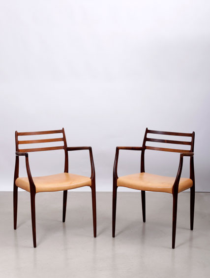 Niels Moller – 1962 Chairs