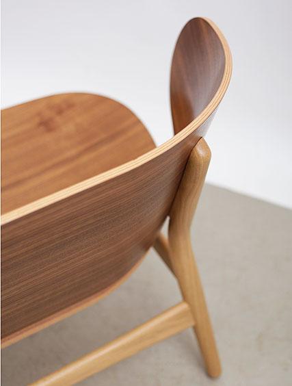 Hans Wegner – Venus Bench & Chair