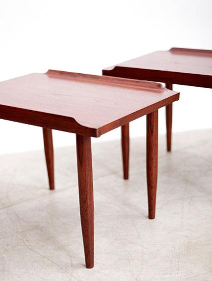 Arne Vodder Style – Side Tables