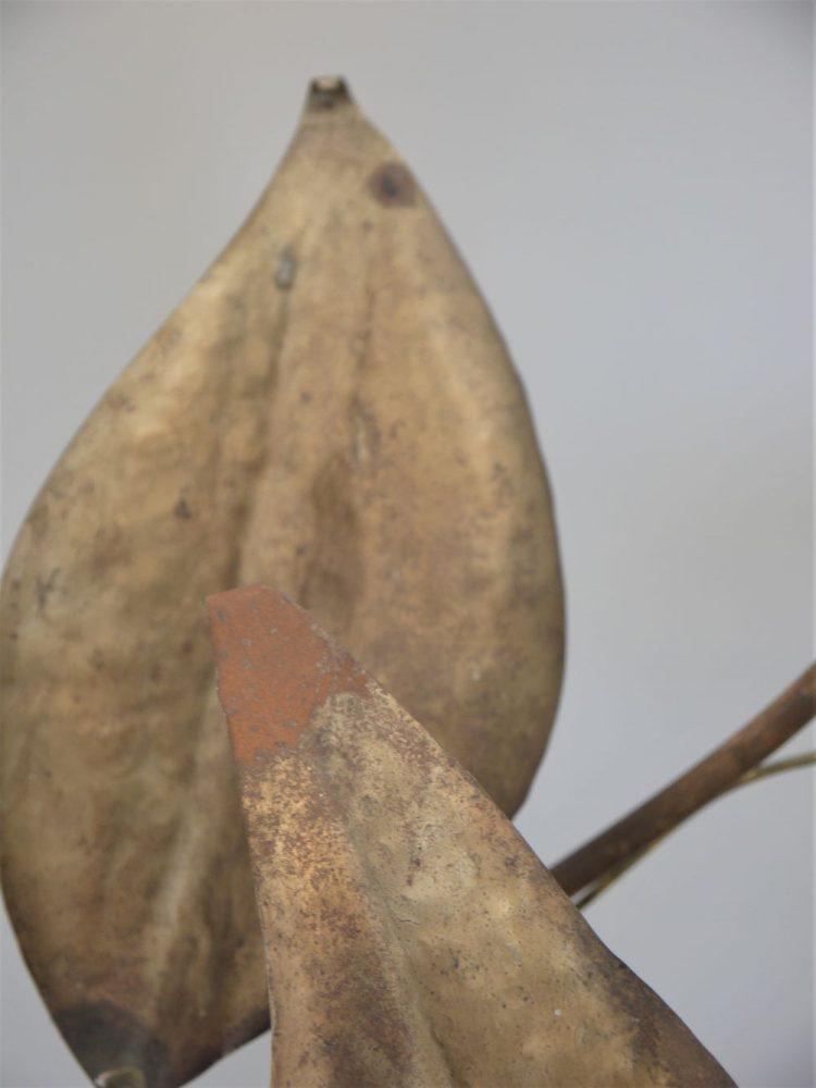 Francois Melin – French Copper Flower Light