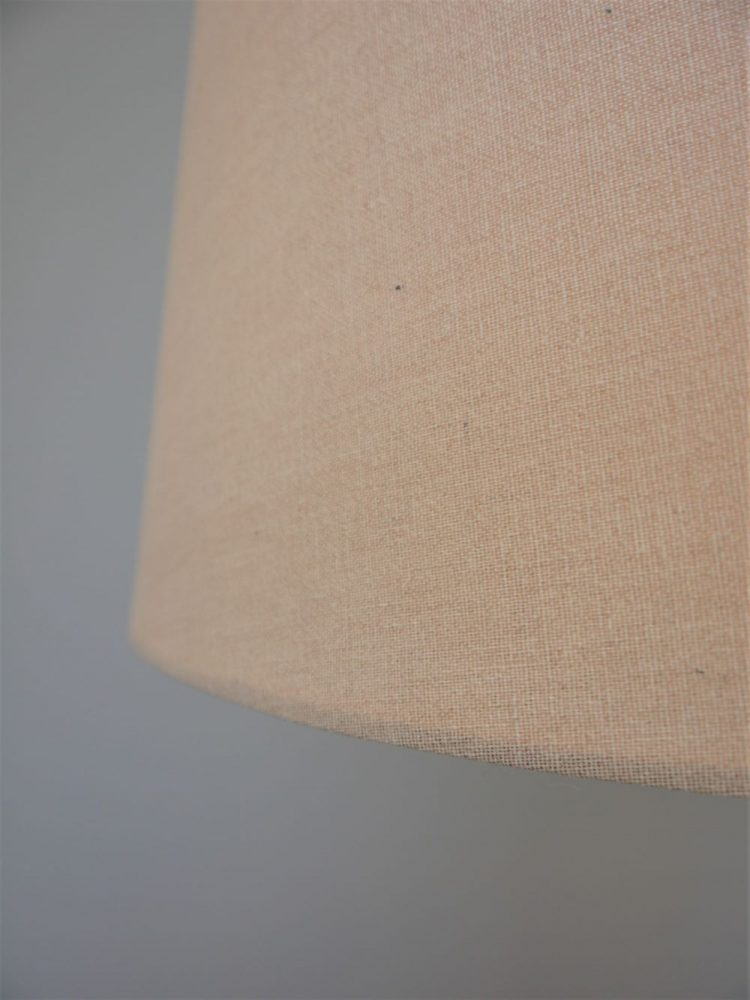 British – Oak Floor Lamp
