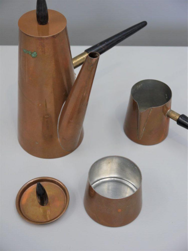 ARGV Portugal – Copper Coffee Pot Set.