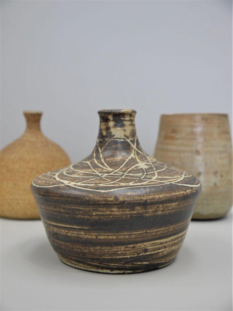 British – Studio Pottery Vessels