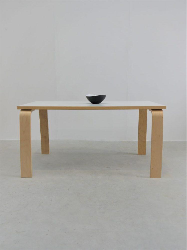 Alvar Aalto Style – Dining Table