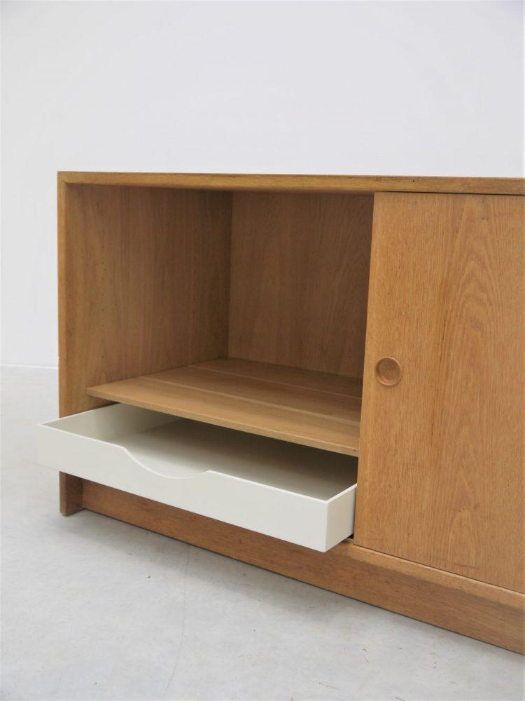 Borge Mogensen – Oak Two Door Cabinet