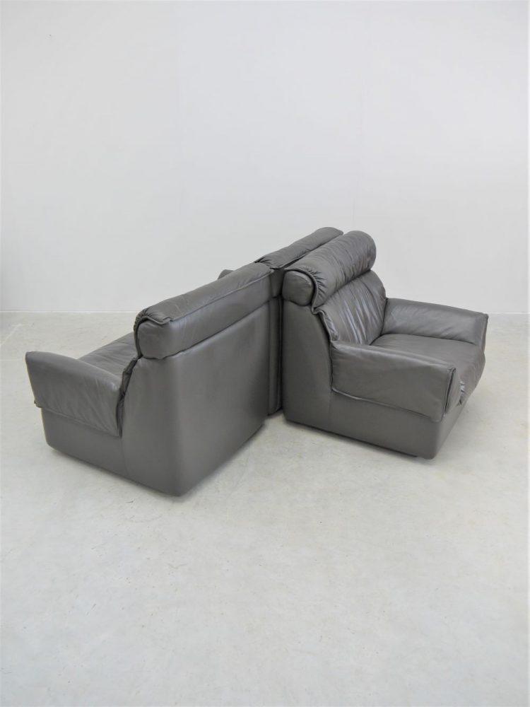 COR – German Modular Two Seat Sectional Sofa