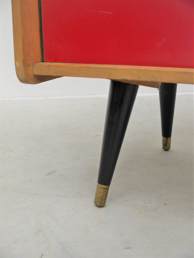 Dutch – Lacquered Cabinet