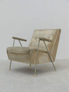 Ernest Race – Rare Woodpecker Lounge Chair