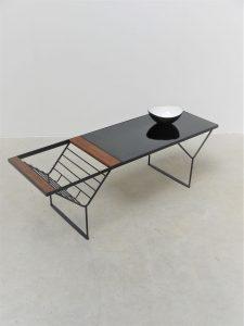 British – Rare Coffee Table / Bench