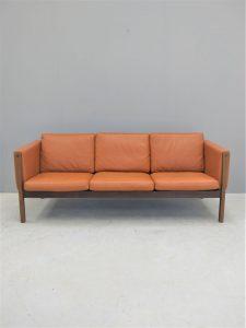 Hans Wegner –  Carl Hansen Model CH163 Three Seat Sofa