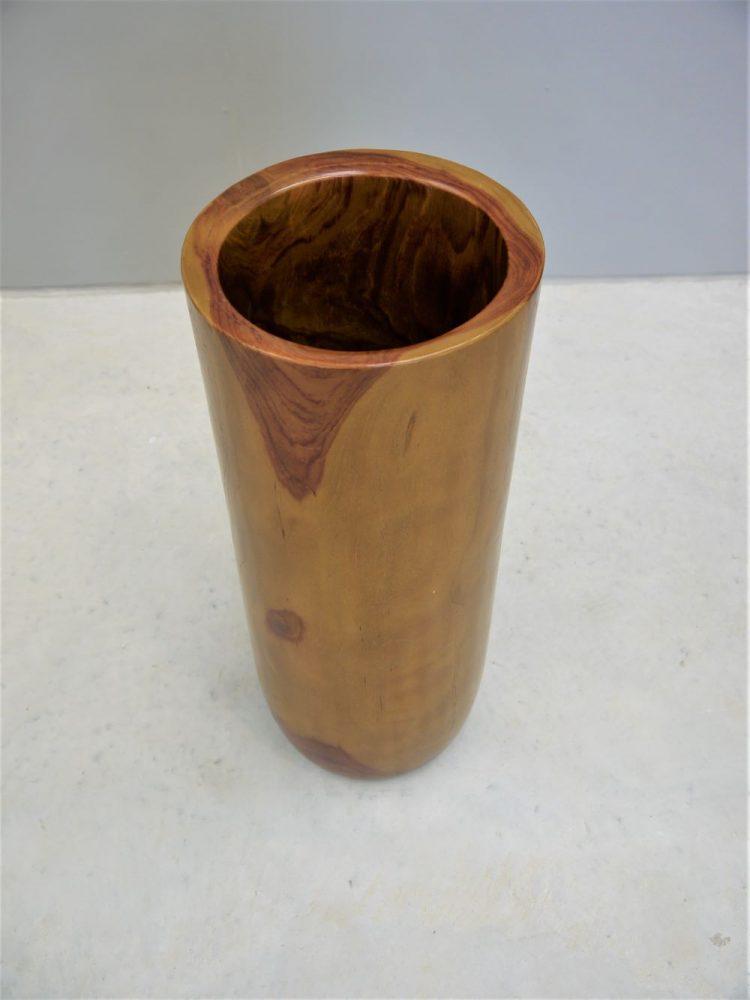 European Walnut – Floor standing vessel