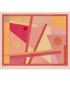 Bamse Kragh-Jacobsen – Untitled Composition