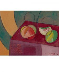 Gustav Werder – Tabletop Still Life