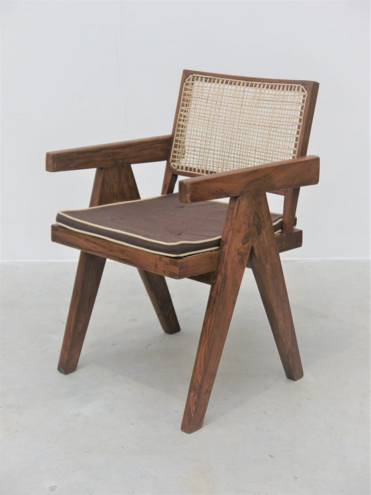 Pierre Jeanneret – Rare Chandigarh Conference Chair
