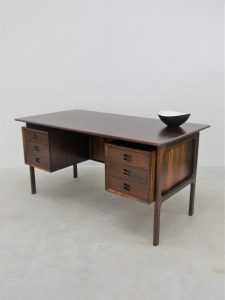 Arne Vodder – Rosewood Executive Desk