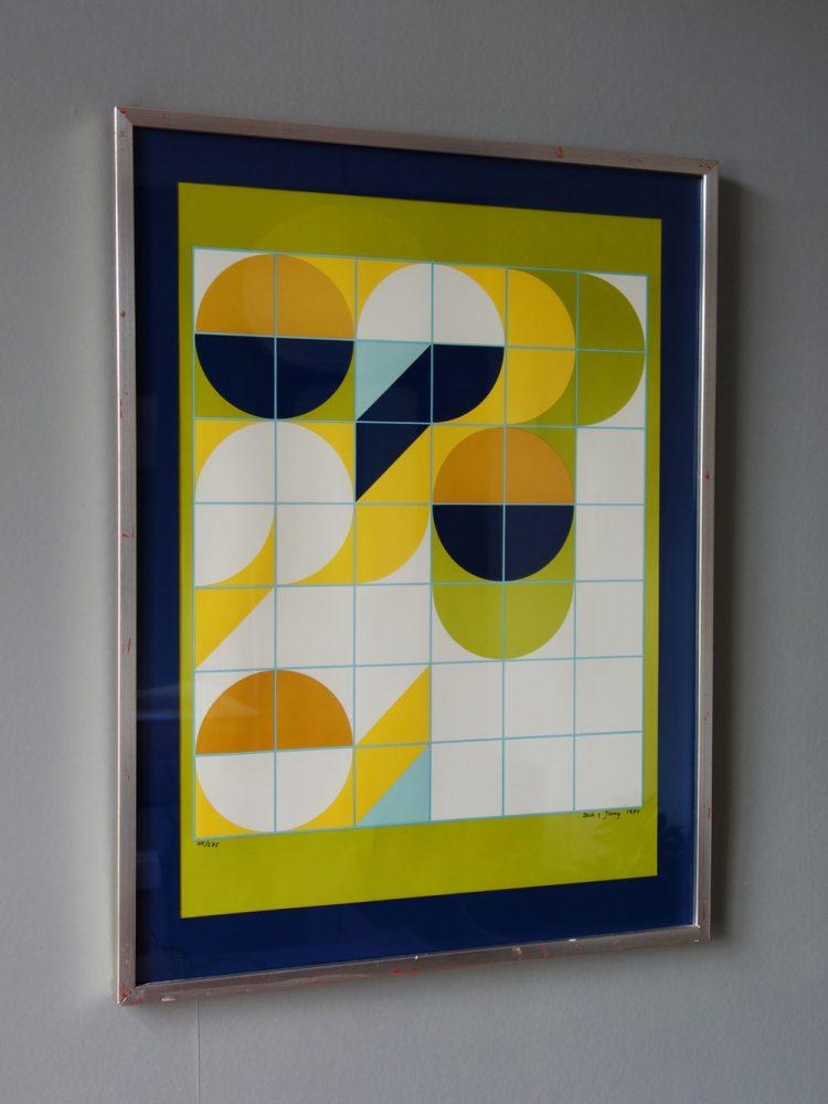 Holger Backstrom – Untitled Composition 1