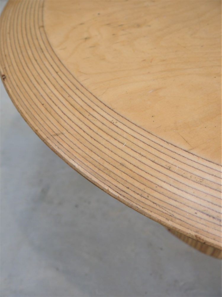 British – Birch Ply Coffee Table