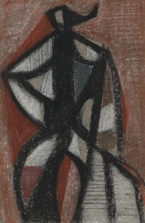 Gunnar Johnsson – Potrait