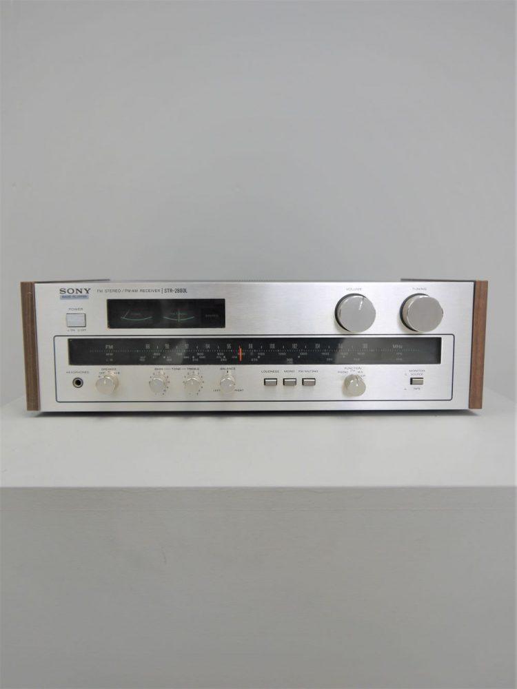 Sony Made in Japan – Sony STR – 2800L Receiver