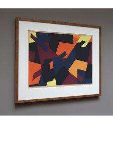 Olle Bonnier – Geometriskt Formspel