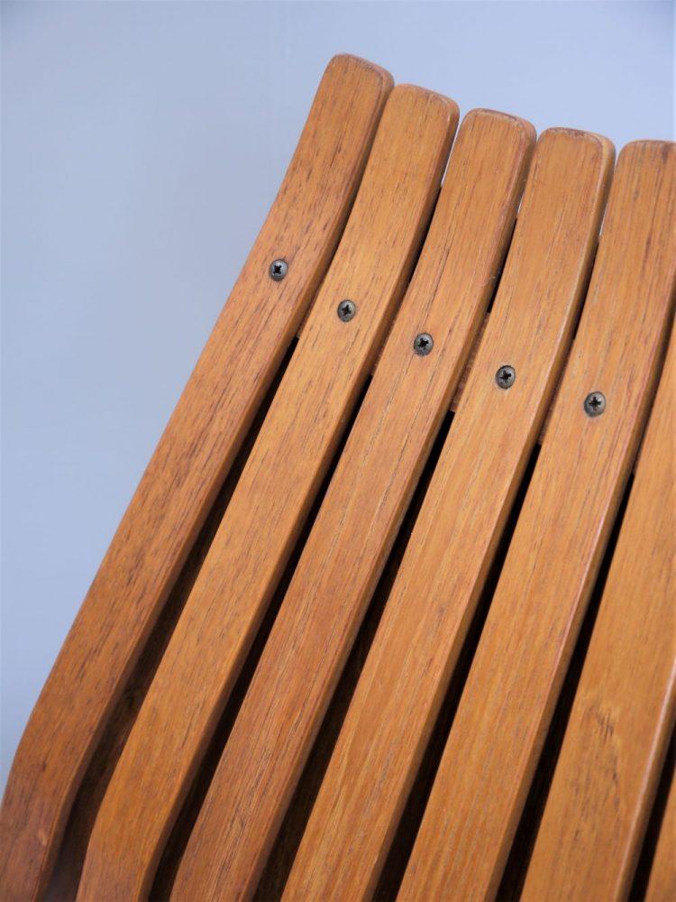 Hans Brattrud- Set of Four Scandia Chairs
