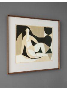 Sven Bertil Berntsson – Screen Print 'Nude'