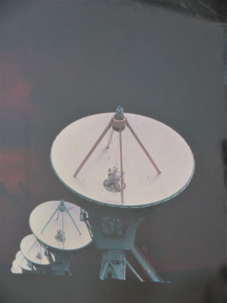 Lester Lefkowitz – Photographic Print of Satellite Range