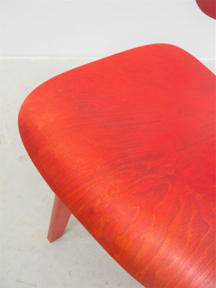 Charles and Ray Eames – Rare Two Tone DCW