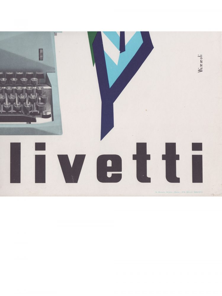 Marcello Nizzoli – Olivetti 82 Diaspron 1959