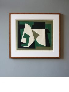 Leida Rives – Untitled Composition