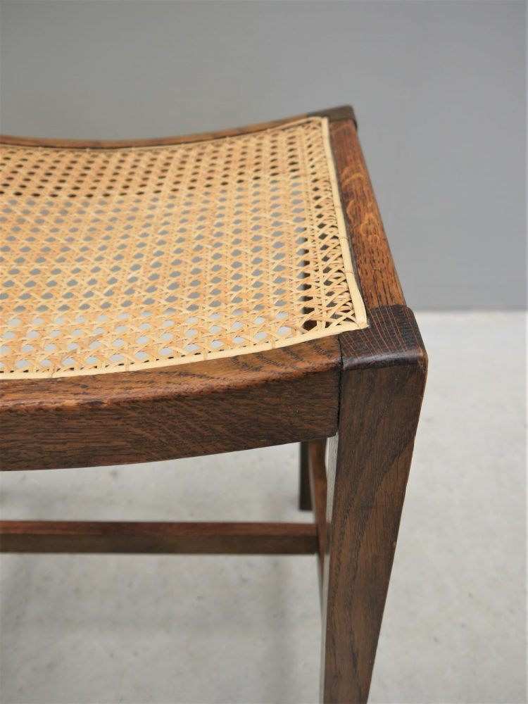 Pierre Jeanneret Style – Stool / Ottoman